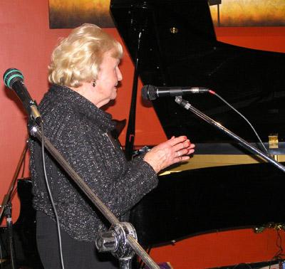 Sheila Whitson - Vocalist