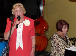 Sheila Whitson and Judee Horin