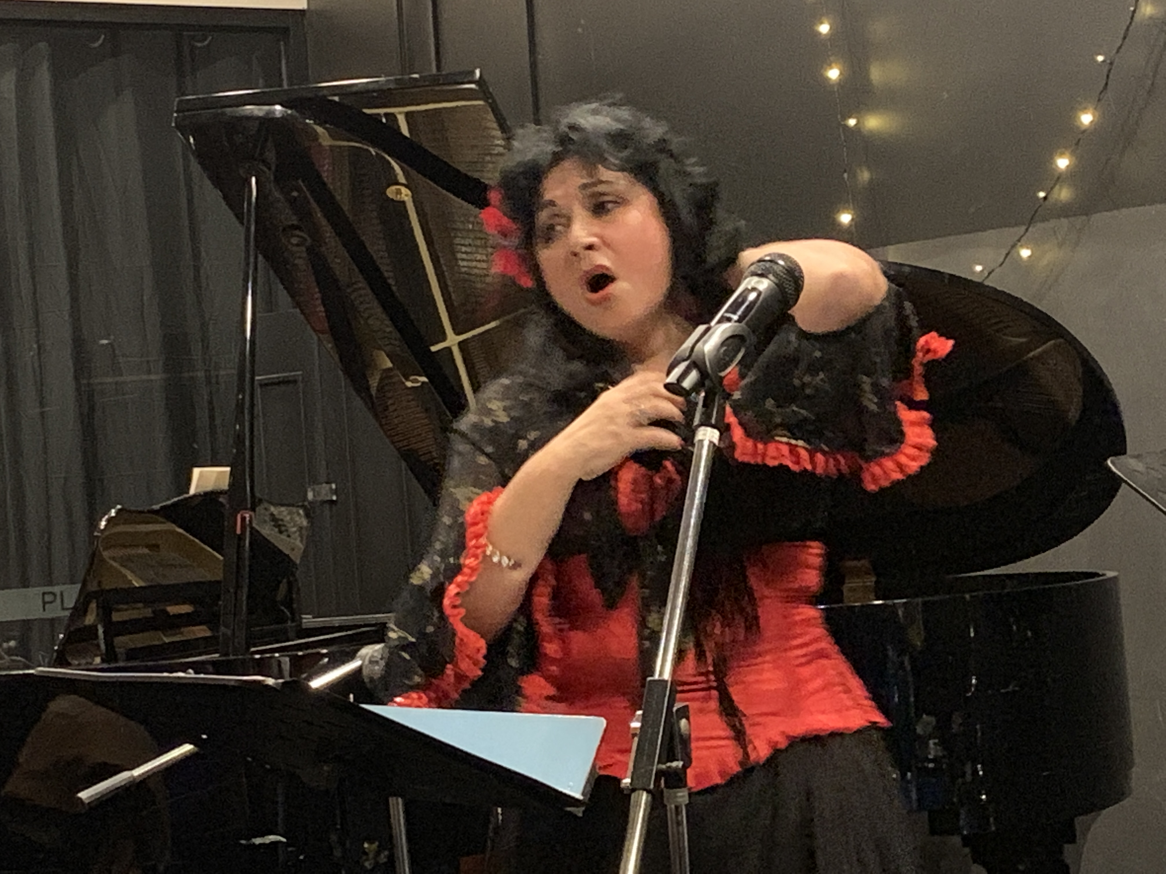 Teresa May 2019