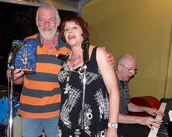 Alan Richards - bravo award