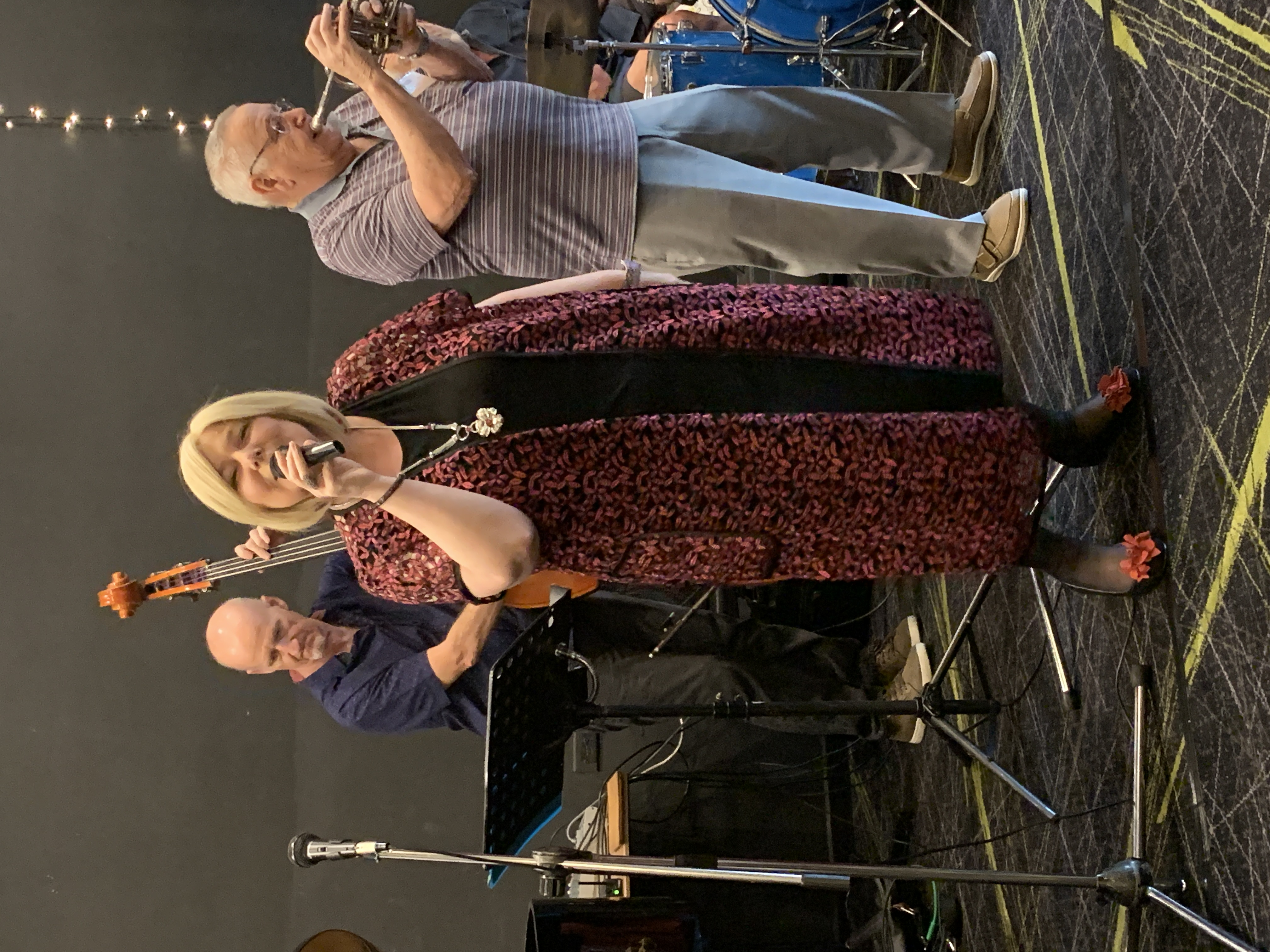 David, Anita and Graeme Jan 2019