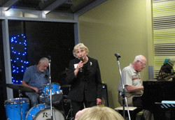 Alan, Sheila and Kim