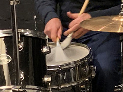 Drums Aug 2019