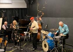 Rachel C and her Gentlemen of Jazz Jul 2