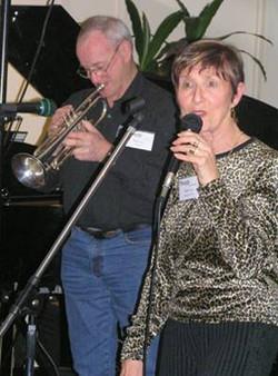 Ken Forbes and Jan Arndt - Sept 2010
