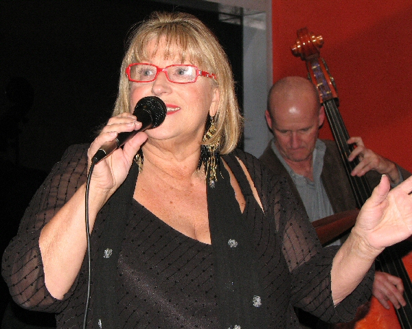 Rachel Camerino and David Taylor Jul 2011