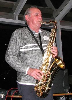 Barry Boyes - July 2011