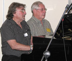 Ray Haynes and Bill Leithhead - Spontaneous duet