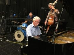 John Curtis with Allan and Doug