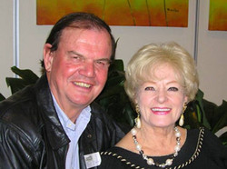 Bruce Logan and Dorothy Baker