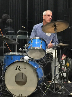 Paul Phillips on drums