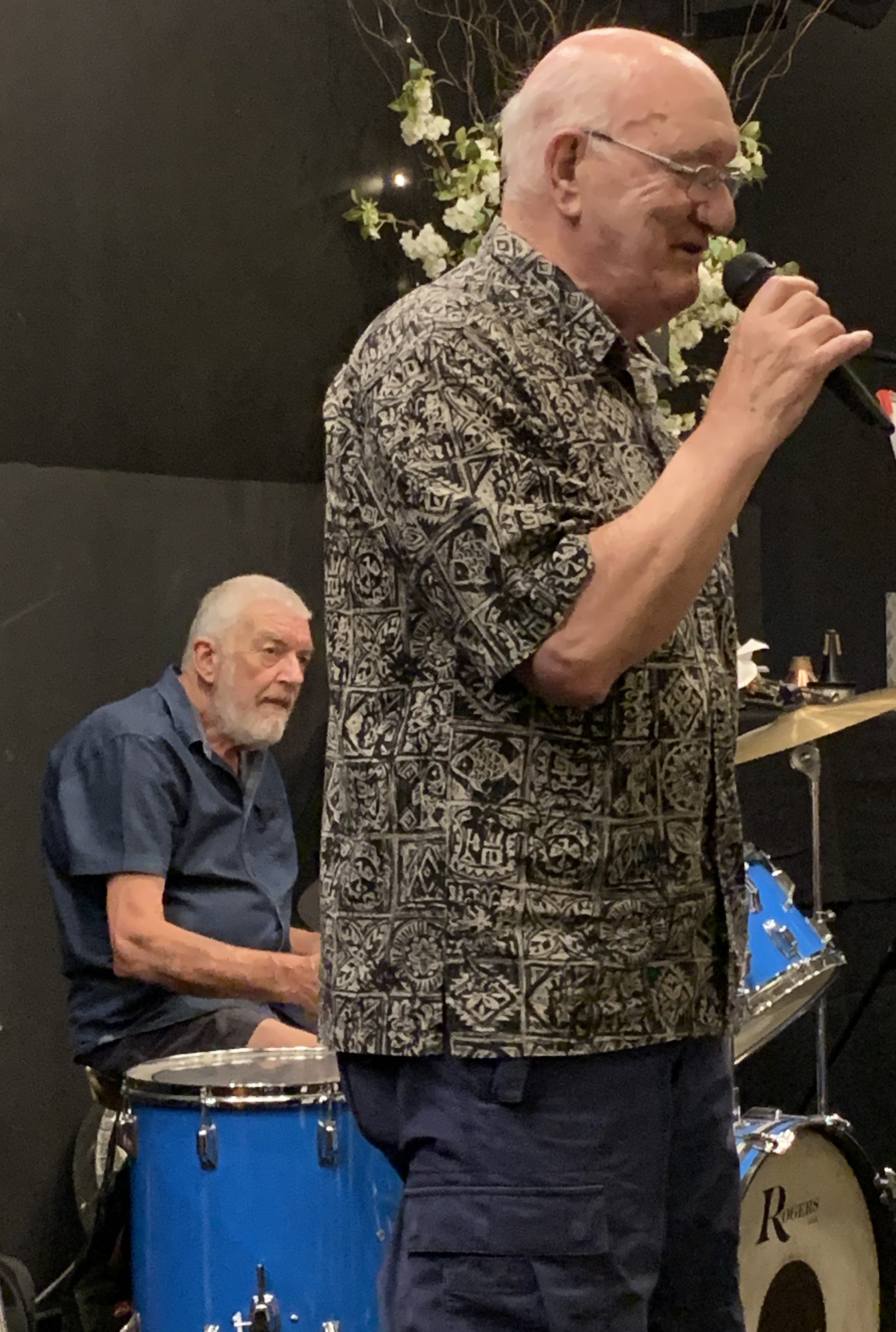 Alan R and Bob W Jan 2019