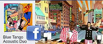 Blue Tanko Acoustic Duo facebook link icon