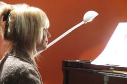 Lisette Payet - Pianist - ShowBiz Social Club Mon 221012