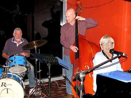 Alan, David and Bob - July 2012