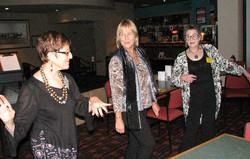 Jan, Annie and Gigi - Dance up a storm
