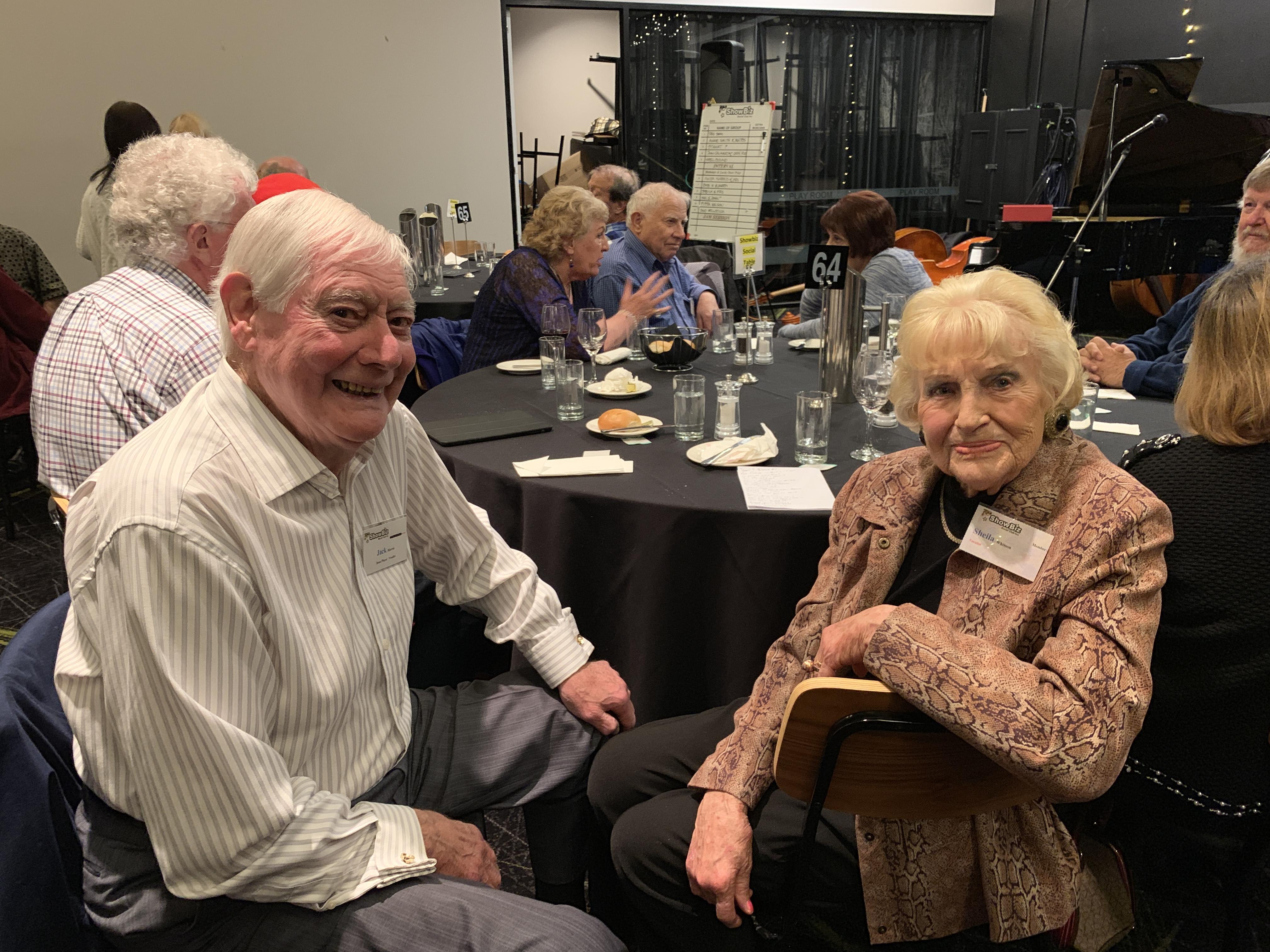 Jack and Sheila Apr 2019