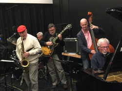 John Calamatta and friends with Tim McLa