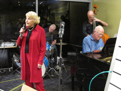 Sheila, Alan, David and Kim
