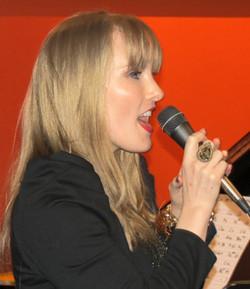Amy Jaulin (Vocalist) - ShowBiz Social Club 240912