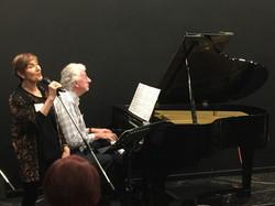 Janet and Grahame - Aug 2017