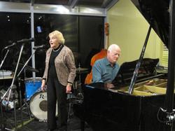 Sheila Whitson and Kim Harris