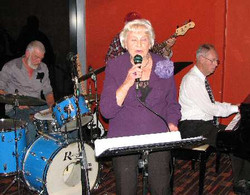 Sheila sings