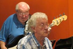 Ivan Videky - Bass and Grahame Taylor - 250313