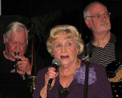 Sheila Whitson and Friends - Oct 2012