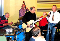 Don Crawford and Band