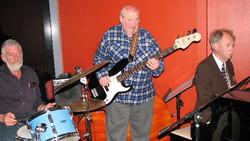 Neville Turner Trio - July 2011