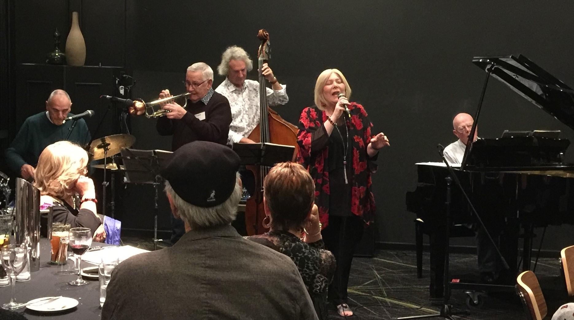 Anita Harris Quintet