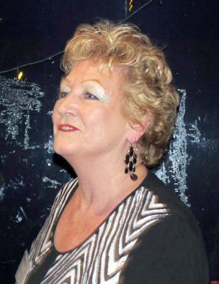 Vocalist Renee Rundell