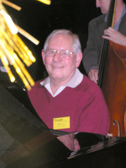 Bill Leithhead at the Piano - July 2011