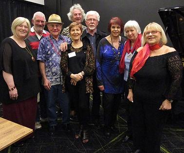 2017-2018 Committee   Showbiz Club Melbourne