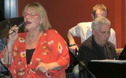 aRachel Camerino and pianist Ted Woollan