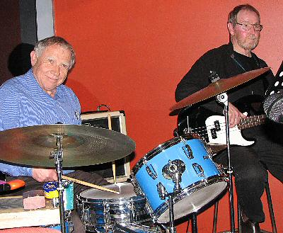 Howard and Derek Sept 2011