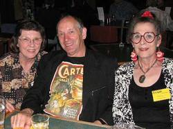 Caryl, John and Gigi
