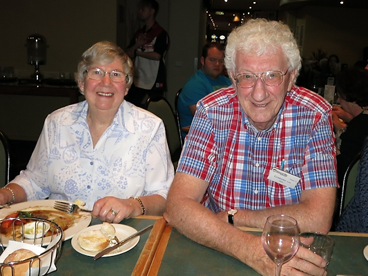 Grahame and Glenyce