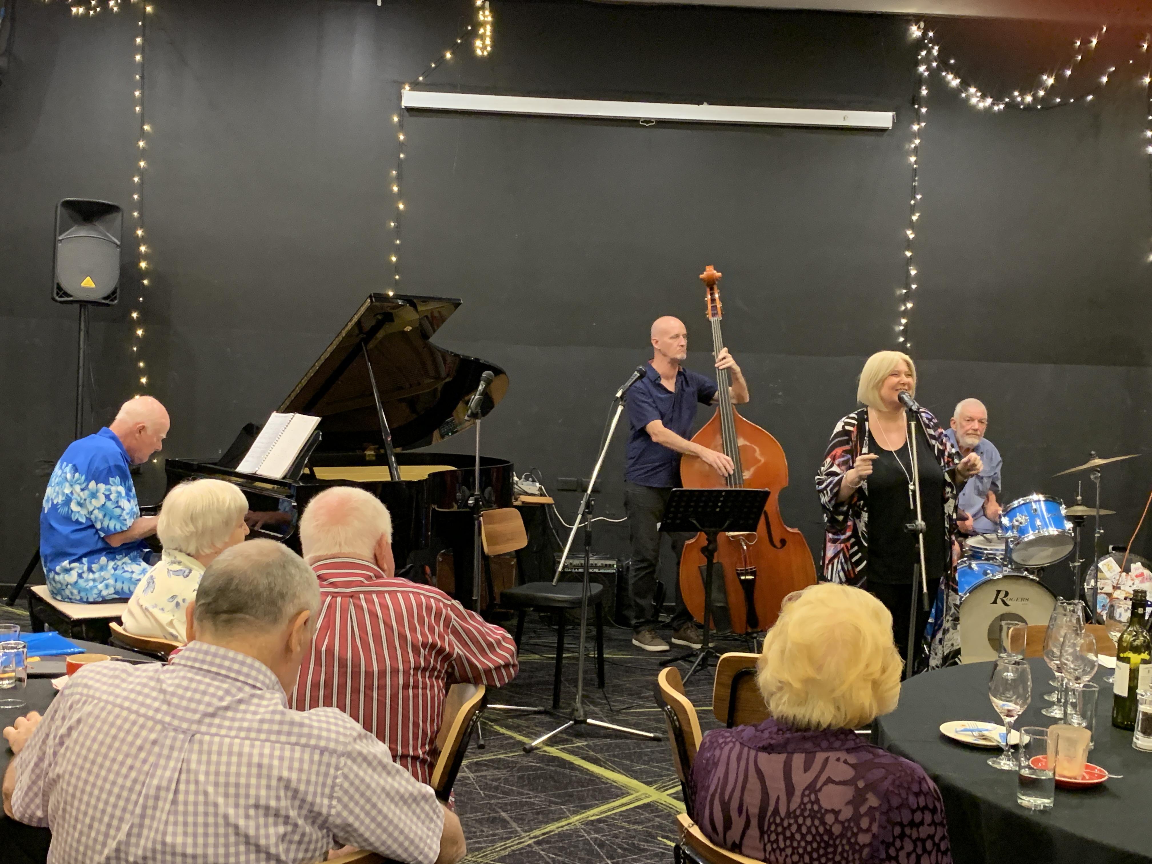 Anita Harris Quartet Feb 2019