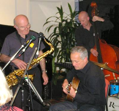 Colin Garret Peter Mareft David Taylor Oct 2010