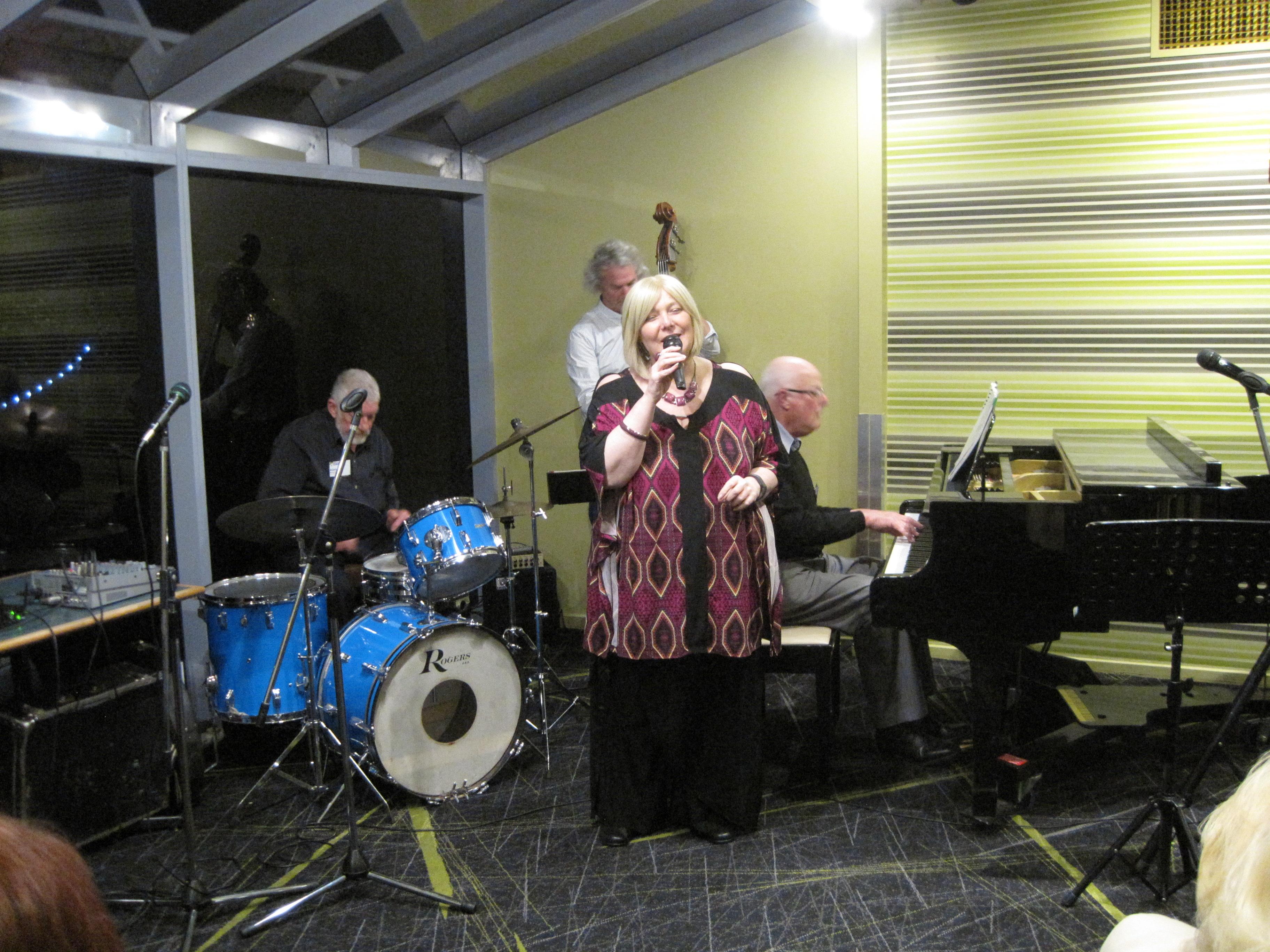 Anita Harris and Friends - Aug 2015