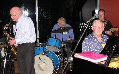 Colin, Howard, Bill & Derek