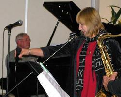Bill Leithhead and Annie Smith