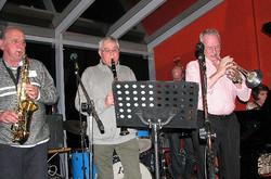 Barry, Bob, David, Ken, Judee - Jul 2011