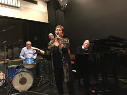 Lynne G up front - June 2017