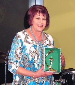Judee Horin - Bravo Award