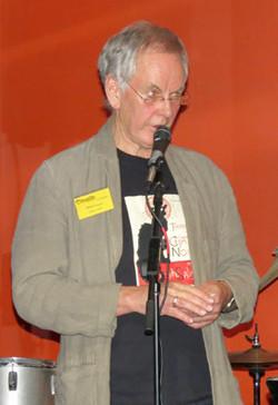 Dave Richard telling stories
