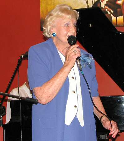 The lovely Sheila Whitson - Feb 2012