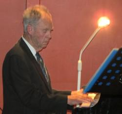 Neville Turner Oct 2012